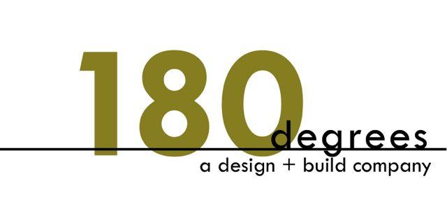 180 degrees design + build