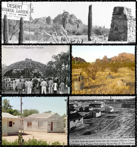 Hy-View Subdivision  – Papago Park – Part 2
