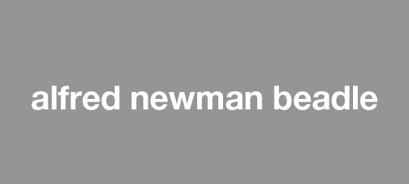 Alfred Newman Beadle