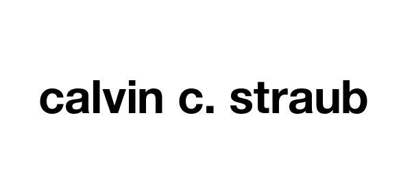 Calvin C Straub