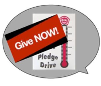 Fall Pledge Drive