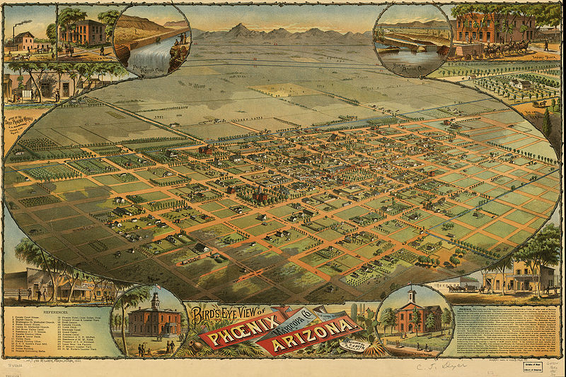 Defining the Great Desert City Part Three of Four