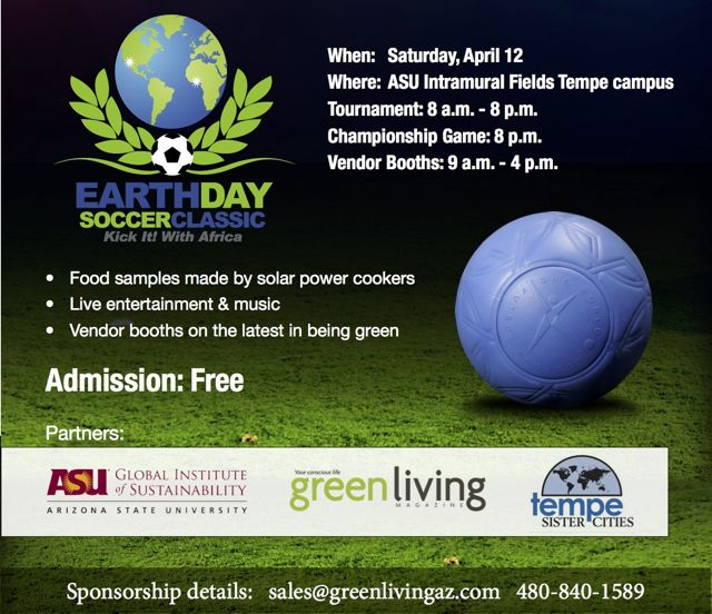 Earth Day Soccer Classic